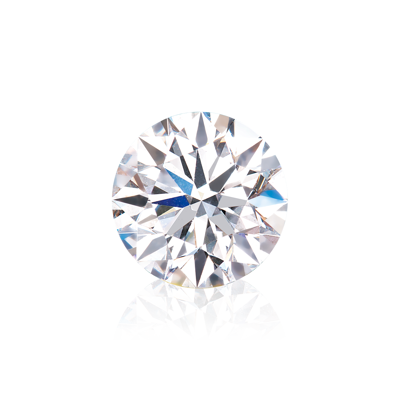 GIA 全美白鑽裸石 2.03克拉