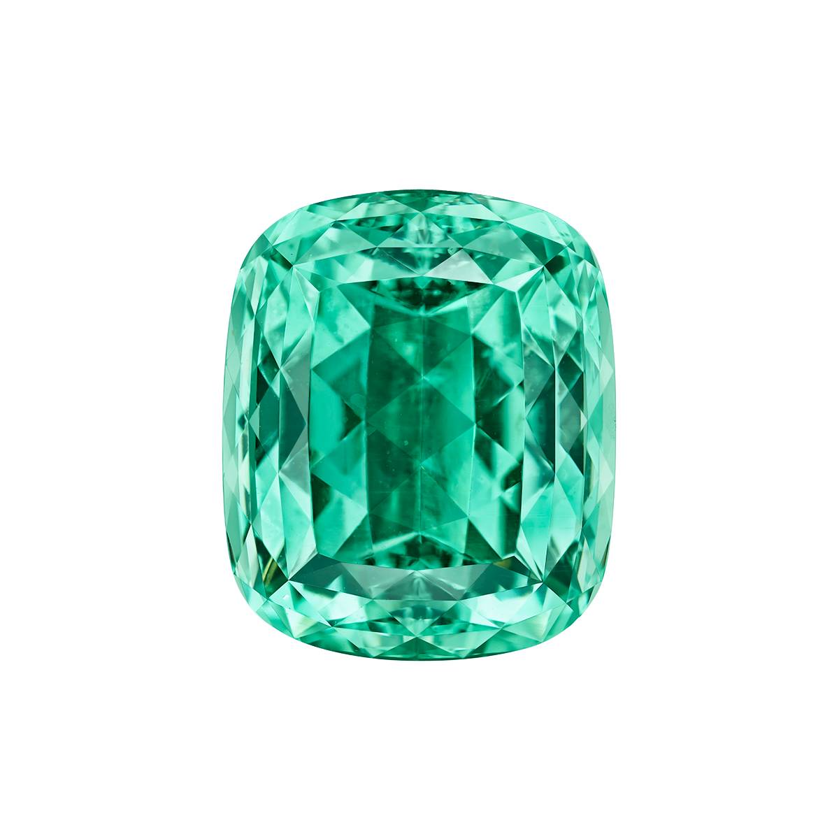 GIA 124.91克拉 天然祖母綠裸石
